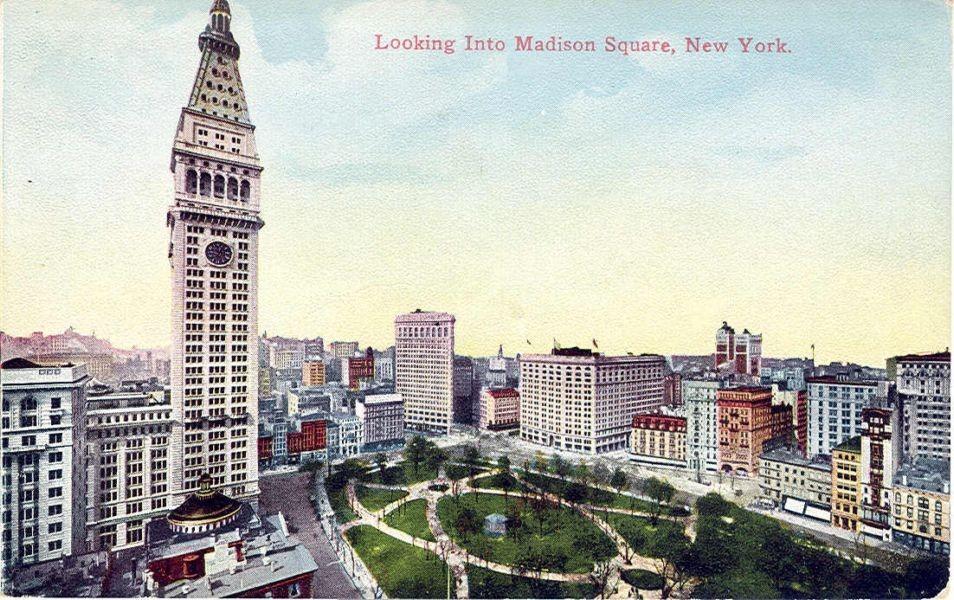 Thread: Madison Square Garden, New York, NY